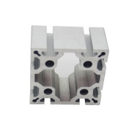 Best 0.7mm 4080 Powder Coated Aluminium Extrusions For Machinery wholesale