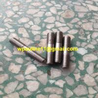 Best SUS321 stainless steel stud bolts and nuts thread rod wholesale