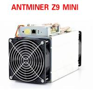 Best 65db Bitmain Antminer Z9 mini hashrate 10k Sol/s miner with Equihash hashing algorithm wholesale