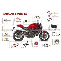 China CNC Milling Motorcycle Parts And Accessories Long Lifespan For Ducati on sale