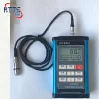Best Alarm Function Digital Coating Thickness Gauge For Paint , Epoxy , Plating Materials wholesale