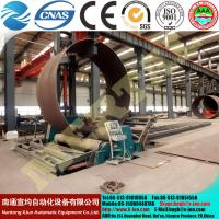 China The discount! MCLW12SCX-6x2000 CNC full CNC four roll plate bending machine,plate rolling machine on sale