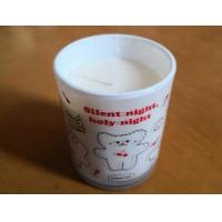 China Decor & lovely  scented candle with sugar fragrance and  package of gift box on sale