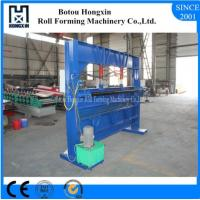 Best Aluminum Profile Roll Bending Machine With Hydraulic Pump ISO Approval wholesale