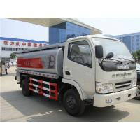 Best 2020s new best price 3000L-6000L dongfeng fuel tanker truck for sale, HOT SALE! good price mobile refueler truck wholesale