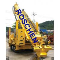 Best Rotary Reverse Circulation Drilling Rig Equipment with Diesel Engine Mounted Hydraulic System wholesale