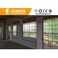 Voice Resistance Soundproof Partioning interior concrete wall panels Noise Insulation
