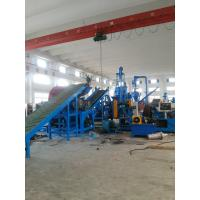 Best Nylon Tires Waste Tire Recycling Machines For Rubber Powder / Rubber Crumb wholesale