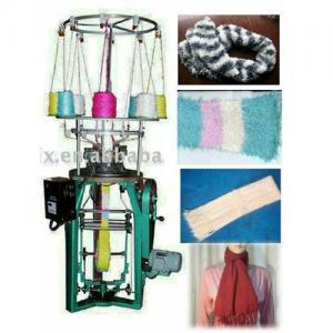 China Knitted shawl machine on sale