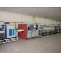 China Twin-Screw Extruder PVC Pipe Extrusion Line Machine With Water Supply on sale