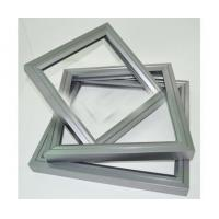 Best Aluminium picture frame extrusions, anodized aluminum picture frames, brushed aluminium picture frames wholesale
