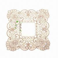 Best Place/tablemat with hollow design wholesale