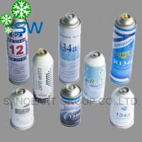 Best 200-1000g refrigerant can 99.9% purity refrigerant gas r134A for sale wholesale