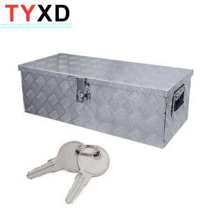 Best Custom Metal Tool Storage Box , Aluminum Truck Underbed Storage Box wholesale