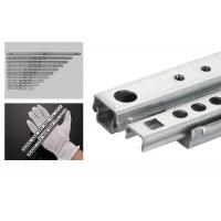 Cheap 17 mm Drawing Slides self-closing single-extension undermount drawer slide for sale