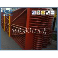 Custom Heat Recovery Boiler Economizer Carbon Steel Or Stainless Steel
