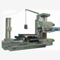 China Table Type CNC Boring And Milling Machine 110mm Spindle Bore Diameter on sale