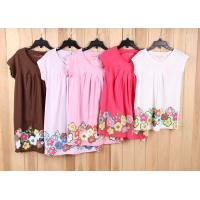 Best child brand clothes-6000 pcs cheap Children & kid's Girl Casual tops Tee dress stock lots wholesale