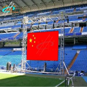 Best flexible Goal Post Background Stage Truss For Hanging Led Screen And Lights wholesale