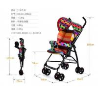 Best Good quality The Cheapest Kids baby Strollers Summer Baby Carriage for sale wholesale
