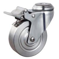 Best Stainless casters hollow kingpin wholesale
