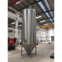 Buy cheap Jacketed Stainless Steel Beer Making Equipment For Brewing Institute / Bar / from wholesalers