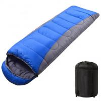 China Waterproof Sleeping Bag Hollow Cotton Filling for Travelling Camping Outdoor Gears on sale