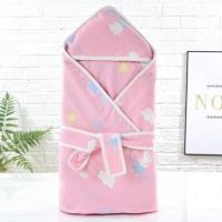 China Soft Organic Cotton Hooded Baby Towel , Baby Bath Cover Towel Super Absorbent on sale