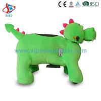Best Sibo Animal Ride Battery Operated Mall Motorized Animals For Sale wholesale