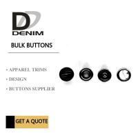 Best Dark Black Ancient Silver Clothing Snap Buttons Metal Snap Fastener 4 Parts With Logo wholesale