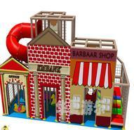 Buy cheap Modular Playgrounds (VS1-120323-23A-20) from wholesalers