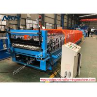 Best Professional Roof Panel Roll Forming Machine For Metal Trapezoidal Sheets wholesale