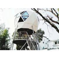 Best Holiday Living Tiny Dome Prefab Garden Studio Double Glass Windows Smooth Surface wholesale
