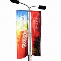 Best Flag banner, used for indoor and outdoor, up to 3.0m width, customized sizes and designs are accepte wholesale