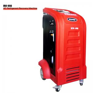 Best 1HP R134a Freon Recharging AC Recycling Machine CE Certificate wholesale