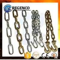 Cheap G80 lifting load chain/Link Chain / alloy steel lift chain g80 chain for sale