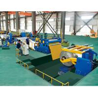 Best High Speed GI  / Aluminum / Steel Coil Slitting Line With Cold Rolled Sheet Thickness 0.3- 2.0mm wholesale