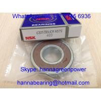 Buy cheap Original NSK 6305DDUCM /  6305DDUC3 Deep Groove Ball Bearing with Rubber Seal 25x62x17mm product