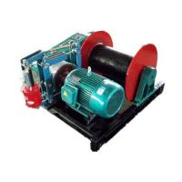 Best YT JM Slow Speed Electric Winch for lifting pulling Electric Control Box with Push Button wholesale