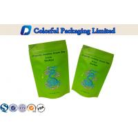 Best Stand Up Jasmine Tea Packaging Bags With Aluminul Foil Inside wholesale
