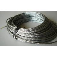 China Tello 1*19 Stainless Steel Wire Rope on sale