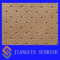 Best Plain Weave Full Grain Polyurethane Fake Car Seat Leather Abrasion - Resistant wholesale
