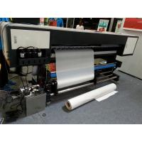 1.8m High Quality UV Roll to Roll Printer for PVC Film Ceiling Film Leather and