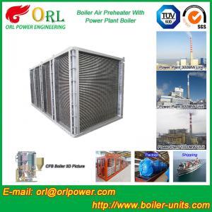 Buy cheap High Pressure Water Tube Boiler Air Preheater Vertical TUV Certification from wholesalers