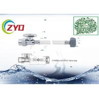 Best CPVC Stop Valve Sink Water Supply Line , CE Flexible Plumbing Supply Lines wholesale