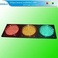 Cheap clear lens led traffic signal light(NBJD313-3-C) for sale