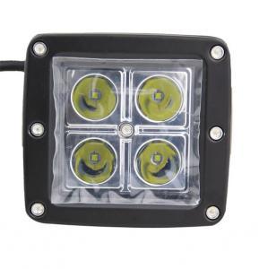 Best Cree 12V / 30V LED Vehicle Work Light 16 W 4000LM For Fork Lift / Train / Boat / Bus wholesale