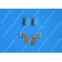 Best Customized Wire Crimp Terminals , Professional Copper Wire Pin Terminals wholesale