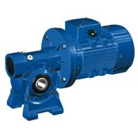 High Speed Motovario NMRV 040 Worm Gear Reducer / Hollow Shaft Gearbox