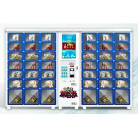 China Exhibit Fair Cool Drink Vending Machines / Vendor Machine Intelligent LCD Display on sale